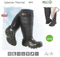 SYBERIAN THERMAL BOOTS -50 vel 48